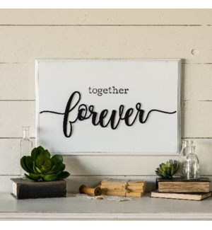 "|WD. SIGN ""FOREVER""