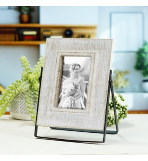 WD. TABLETOP PICTURE FRAME