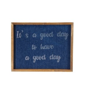 """WD. SIGN """"GOOD DAY"""""""