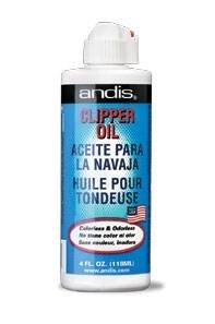 ANDIS Clipper Oil 4oz 12501