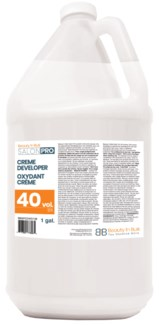 3.6L 40 Volume Cream Developer Hi Test G