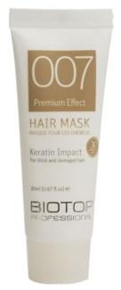 20ml BIO 007 Keratin Impact Mask 254963