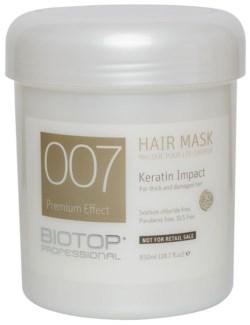 850ml BIO 007 Keratin Impact Mask 254512