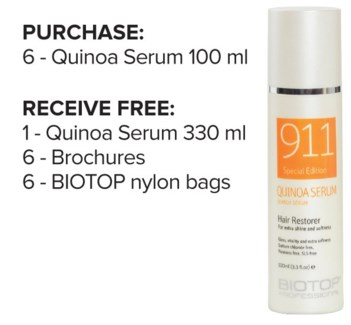 ! 6+1 BIO Quinoa Serum Intro ND18