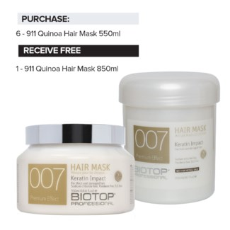 ! 6+1 BIO Keratin Hair Mask Intro ND18