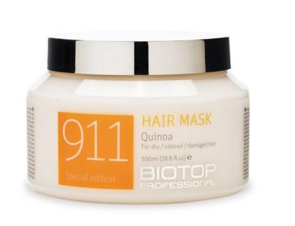 550ml BIO 911 Quinoa Hair Mask