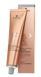 NEW BM BLONDME White Blending Ice Cream