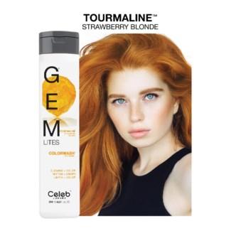 244ml Gemlites Tourmaline Shampoo 8.25oz