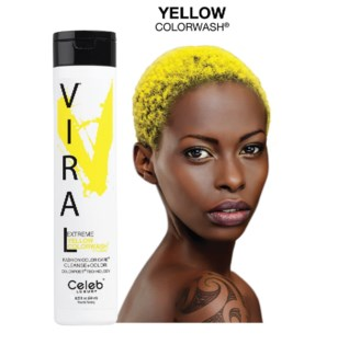 244ml Viral Shampoo Extreme Yellow