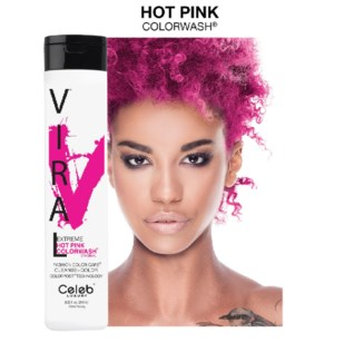 244ml Viral Shampoo Extreme Hot Pink 8.z