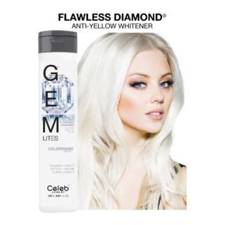 244ml Gemlites Flawless Diamond Shampoo