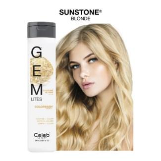 244ml Gemlites Sunstone Shampoo 8.25oz