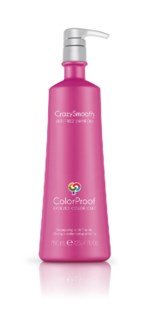 % 750ml CP CrazySmooth Anti-Frizz Shampo