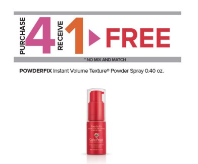 !4+1 CP PowderFix Texture Spray ND1