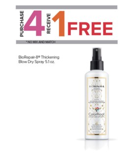! 4+1 CP BioRepair-8 Blow Dry Spray