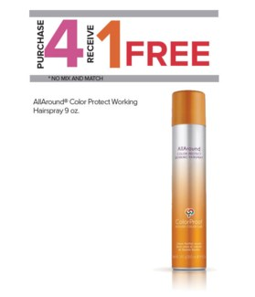 ! 4+1 265ml CP AllAround Hairspray N