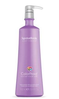 750ml CP SignatureBlonde Violet Cond 2