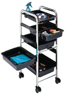 Chrome Frame Trolley BES868UCC