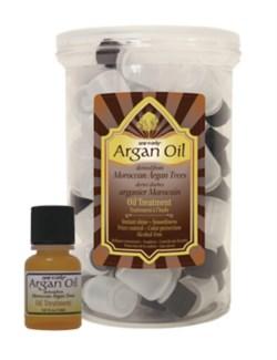 $BF 50pc Bucket .25oz Argan Oil Treatmen