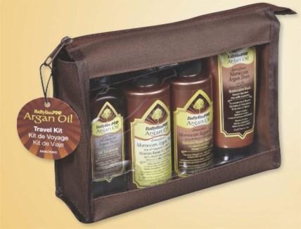 $BF Argan Oil Travel Kit