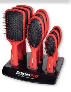 $ Detangle Brush Display 9PC