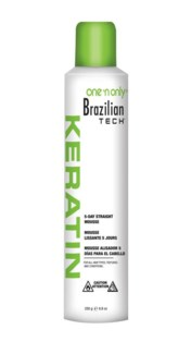 $BF One & Only keratin 5-Day Straight Mo