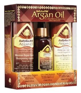 3pc Power of Argan Oil Kit BAOKIT3TV FP