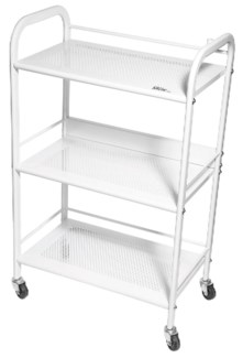 Spa Trolley 3 Vented Shelves
