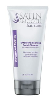 SS Exfoliating Foaming Facial Cleanser
