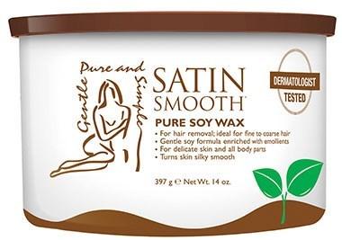 Satin Smooth Organic Soy Cream Wax