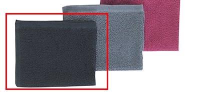 Black Towel BLEACH PROOF BESTOWELCBKC