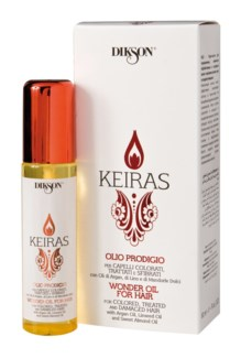 DK KEIRAS OIL 60ml COLORED WEAK TREATED