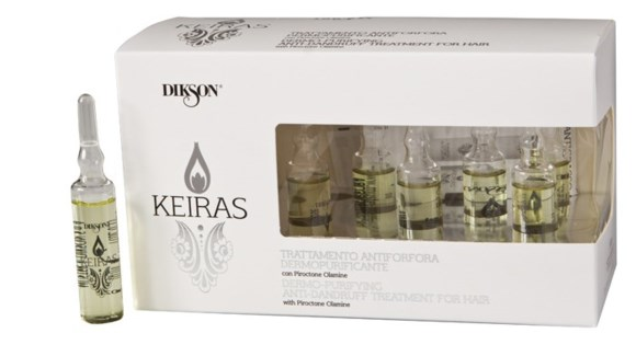 DK KEIRAS ANTI DANDRUFF TREATMENT 8x10ml