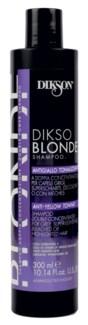 DIKSO Blonde Anti Yellow Shampoo 300ml