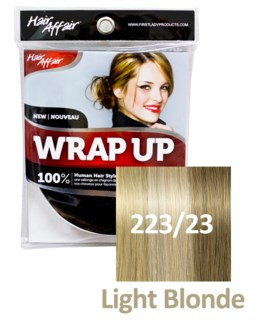 HH #223/23 Light Blonde Wrap Up Bun EXTE