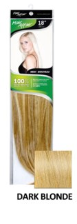 "$BF HH 18"" 8PC 7HH DARK BLONDE"