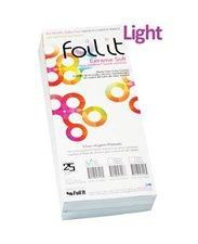 1000 Sheet Silver 5x12 Light Foil EXTREM