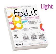 1000 Sheet Silver 5x7 Light Foil EXTREME