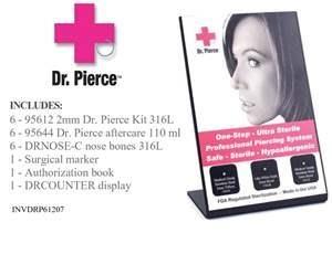 DR Pierce Nose Intro  95612