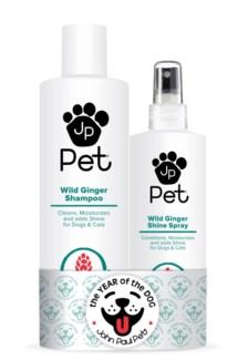 JP Pet AWG Wild Ginger Kit HD18