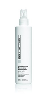 250ml INVISIBLEwear Restyling Mist 8.5oz