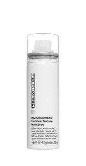 50ml INVISIBLEwear Texture Hairspray 1.5