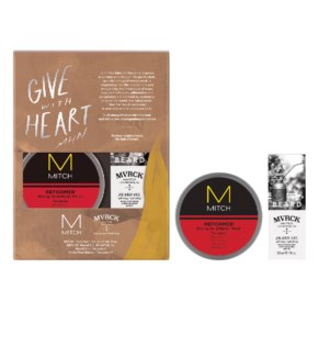 MITCH Wired For Success Gift Set HD18
