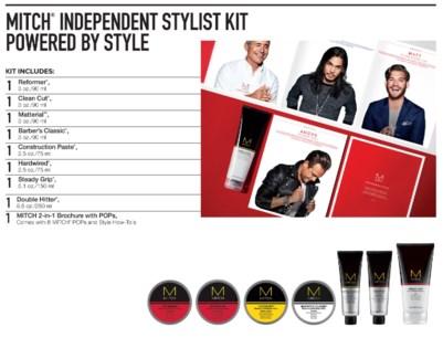 MITCH Stylist Kit PM INDEPENDENT