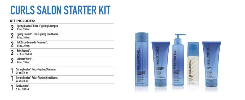 Truth About Curls Salon Starter Kit PM