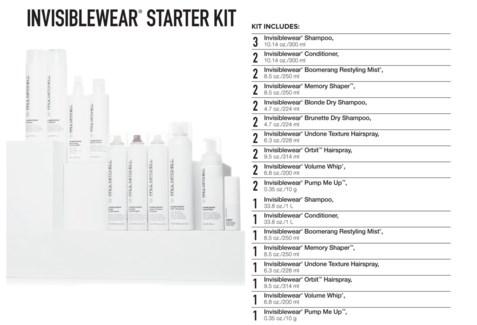 INVISIBLEWear Starter Kit 2018 PM