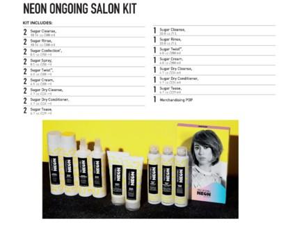 NEON Style Salon Starter Kit