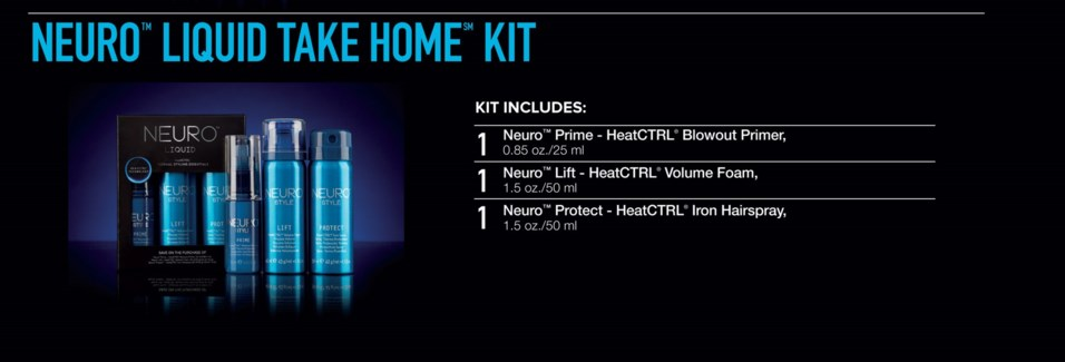 $BF   Neuro Liquid Take Home Kit PM