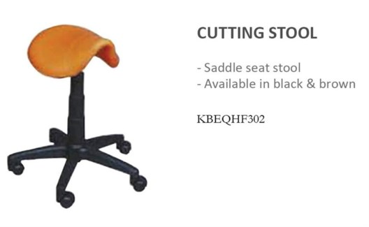 Saddle Seat Stool HF-302