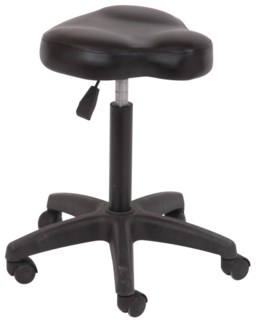 Black Bicycle Seat Stool HF-304